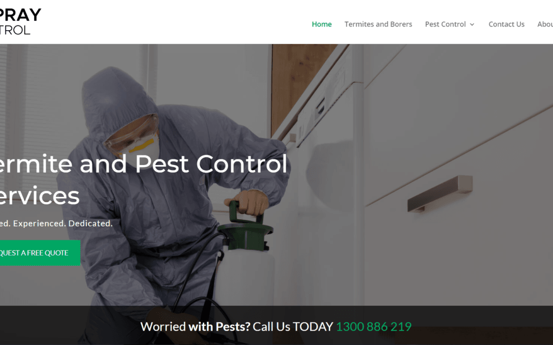 Websites For Pest Control – Natraspray Pest Control