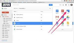 Accounting   Google Drive - How to turn your email address into a valuable company asset using Google Apps