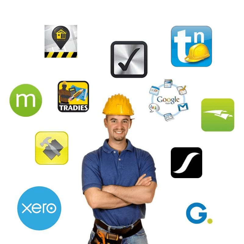 Apps for tradies - Cloud Solutions for tradies