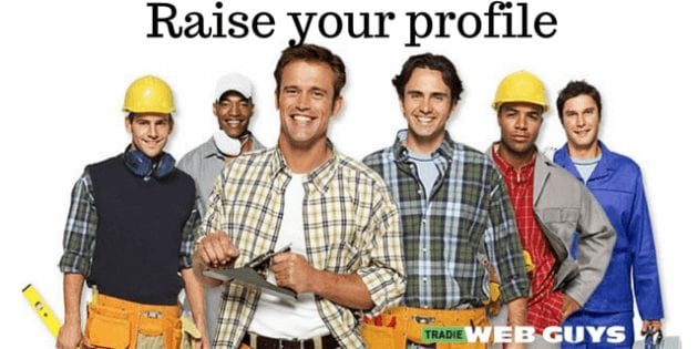 Raise your profile - Building Professional Profile to compete with the big players