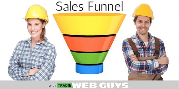 99% of Tradies are NOT doing this: Using 'Sales Funnel' to grow your business