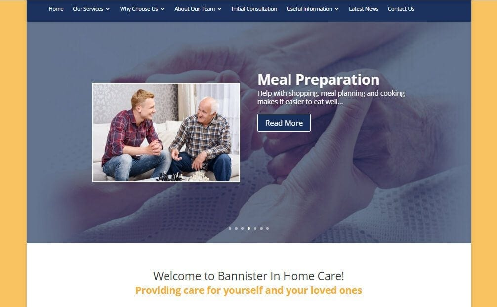 Bannister In Home Care