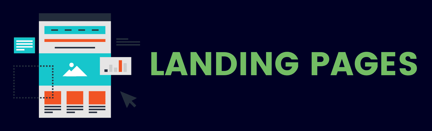 Landing Pages Blog Banner - Building Business Strategy: The 5 Ls of Lead Generation
