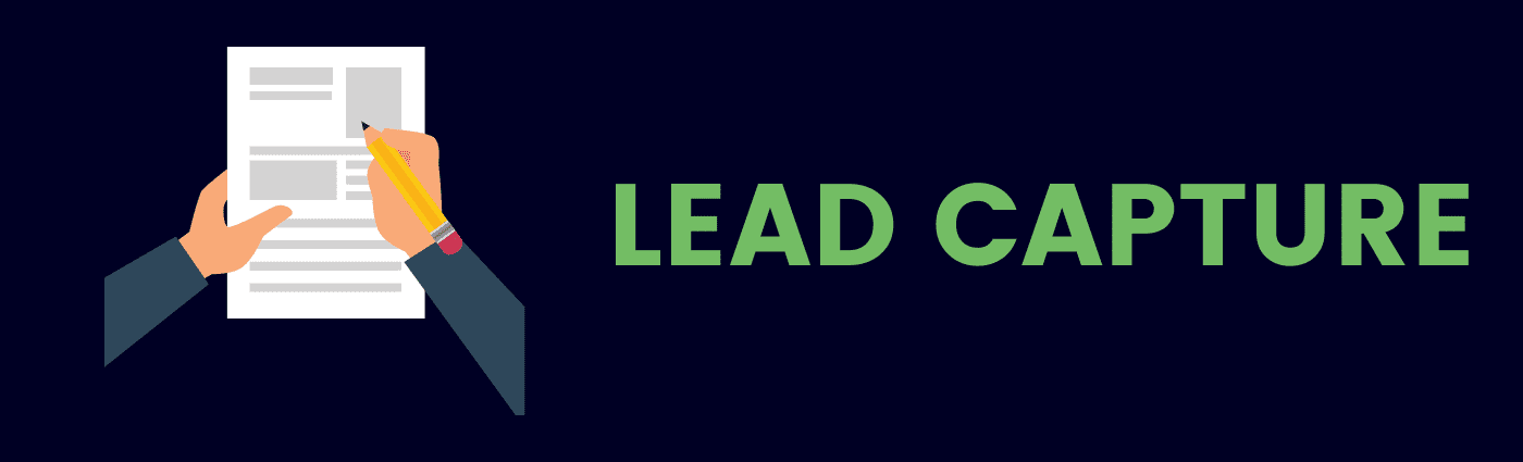 Lead Capture Blog Banner - Building Business Strategy: The 5 Ls of Lead Generation