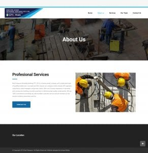 Rod Finlayson OLD capture ABOUT US 291x300 - Websites for Remedial Builders - RFRB